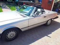 171 Ретро автомобиль Mercedes SL 107 1985 год 2