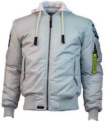 Куртка MA-1 Nylon Bomber Jacket With Hoodie, USA 2
