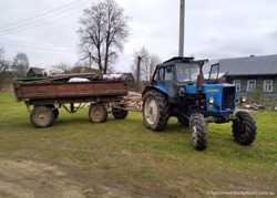 Продаемо трактора МТЗ 82