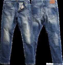 Сток мужских джинсов