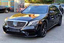 379 Mercedes Benz S-class W222 S63 AMG 4matic 2