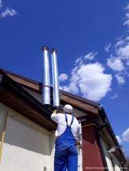 #Монтаж и установка вентиляционных каналов в Черкассах