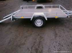 Прицеп для перевозки квадроцикла на базе Евро А750