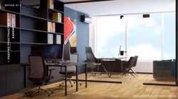 Кловский спуск, 7 Полностью новый офис , 163м2 Видовой без % 1