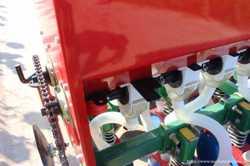 cеялка зерновая тракторная сеялка дисковая на ЮМЗ МТЗ Т25 Т40 3