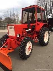 Экспортный б/у трактор 1997 года выпуска Владимирец Т 30 30 л/с