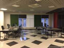 Функциональный офис в БЦ. Кловский спуск, 7 170 м2 н/ф без % 1