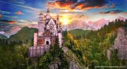 Автобусные туры в сказочный замок Нойшванштайн: Автобусные туры Европа