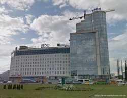 Сдам офис 95 кв.м, 1 минута метро Бориспольская  1