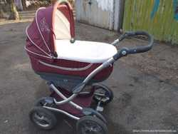 Продам детскую коляску 3