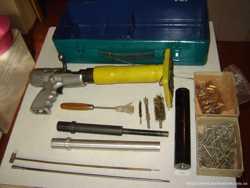 Строительно-монтажный пистолет SUHL Mod. 5.012 (производство ГДР) 2