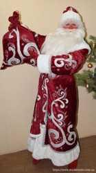 Заказать Деда Мороза и Снегурочку в Киеве 3
