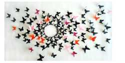 """Декор для стен """"Бабочки"""" 3"""