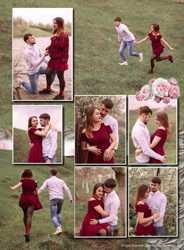 Фотограф и дизайнер свадебных / выпускных / детских фотоальбомов (можно с ваших фото) 2