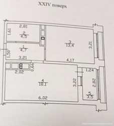 1 комнатная квартира с красивым видом ЖК Омега/пл. Толбухина! 2