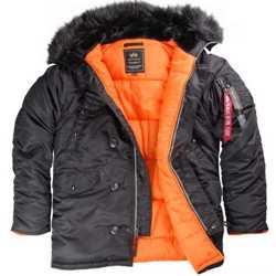 Настоящая Американская куртка Аляска - ОРИГИНАЛ 100% - официальный дилер Alpha Industries в Украине 3