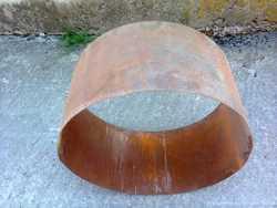 Ёмкость, груша бетономешалки без верхней части и днища. 2