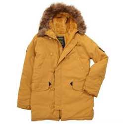 Модернизированная модель классической куртки Аляска от Alpha Ind. Inc. 1