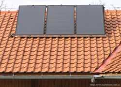 Установка  солнечных батарей в  Ялте .