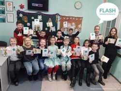 школа английского для детей FLASH Одесса