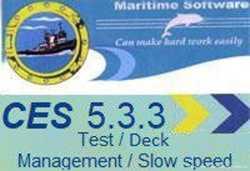 CES 5.3.3 Test / Deck / Management / Slow speed