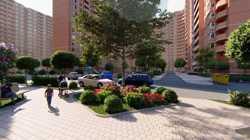 1-ная квартира в ЖК  «Real Park» от застройщика СК «Стикон» 2