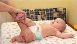Детский массаж Николаев