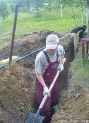 Земляные работы. Ручная копка любой сложности. Демонтаж. 3