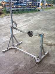 Продам раму редукторной бетономешалки БС - 350, БС - 450. 1