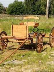 продается конная повозка Buckboard Ranch