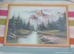 """Картина """"Природа"""""""