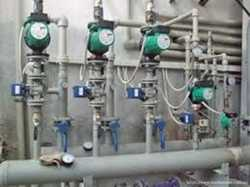 Система водопровода,отопления, теплый пол