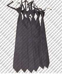 Галстук-регат форменный на резинке